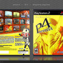 Persona 4 Box Art Cover