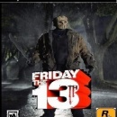 Friday The 13th: The Video Game Box Art Cover