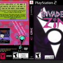 Invader ZIM: The Game Box Art Cover