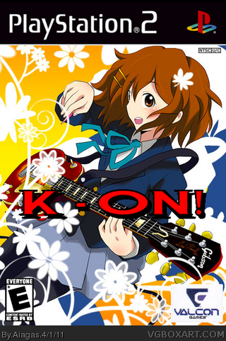 K-ON! box cover