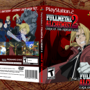 Fullmetal Alchemist 2: Curse of the Crimson Elixir Box Art Cover