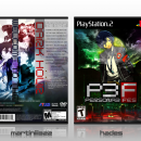Persona 3 FES Box Art Cover