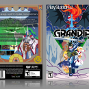 Grandia II Box Art Cover