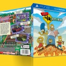 The Simpsons Hit & Run Box Art Cover