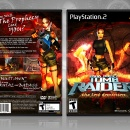 Lara Croft Tomb Raider: The Lost Dominion Box Art Cover