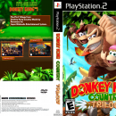 Donkey Kong Country Trilogy Box Art Cover