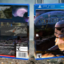 Star wars battlefront 2 classic Box Art Cover