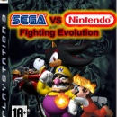 Sega vs Nintendo Fighting Evolution Box Art Cover