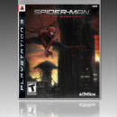 Spider-man Web of Shadows Box Art Cover