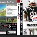 MADDEN 09 Box Art Cover