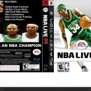 NBA Live 09 Box Art Cover