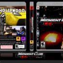 Midnight Club: Los Angeles Box Art Cover