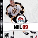 NHL 09 Box Art Cover