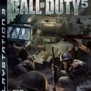 Call of Duty 5 Box Art Cover