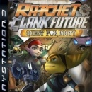 Ratchet and Clank Future: Quest for Booty Box Art Cover