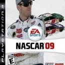 NASCAR 09 Box Art Cover