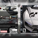 Gran Turismo 5: Prologue Spec III Box Art Cover