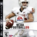 NCAA Football 09 Box Art Cover