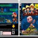 Little Big Planet:: Gamestop Box Box Art Cover
