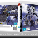 Guitar Hero Metallica Box Art Cover
