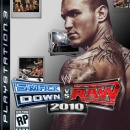 Smackdown vs. Raw 2010 Box Art Cover