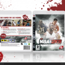 NBA 2K9 Box Art Cover