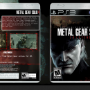 Metal Gear Solid 4: Existence Box Art Cover