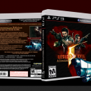 Resident Evil 5: Alternative Edition Box Art Cover