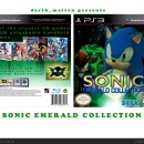 Sonic Emerald Collection Box Art Cover