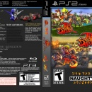 Jak and Daxter Trilogy Box Art Cover