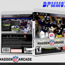 Madden NFL Arcade Box Art Cover