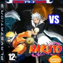 bleach vs naruto Box Art Cover