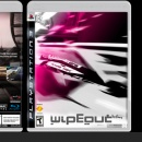 WipEout HD Fury Box Art Cover