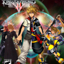 Kingdom Hearts: Shattered Mirror Box Art Cover