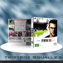 FIFA 10 Box Art Cover