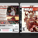 NBA 2K11 Box Art Cover
