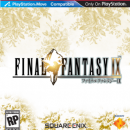 Final Fantasy IX: Remake Box Art Cover