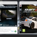 Need for Speed: Shift2 unleashed Box Art Cover