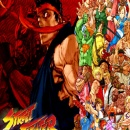 Street Fighter Box Art Cover