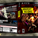 Anarchy Reigns Box Art Cover