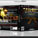 Call of Duty: Black Ops (Gold Edition) Box Art Cover