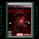 DEADPOOL Version 2 Box Art Cover