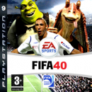 FIFA 40 Box Art Cover