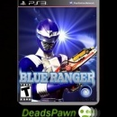 Blue Ranger Box Art Cover