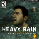 Heavy Rain Drake's Deception Box Art Cover