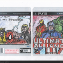 Marvel: Ultimate Alliance Box Art Cover