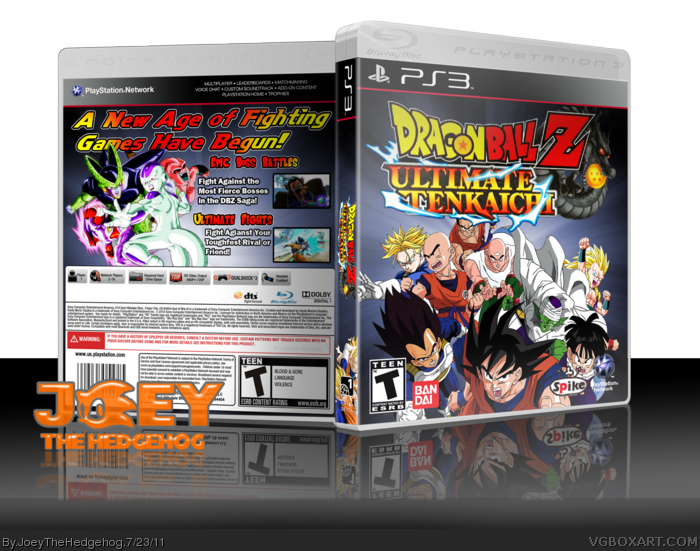 Dragon Ball Z: Ultimate Teknaichi box art cover