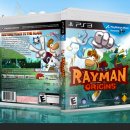 Rayman: Origins Box Art Cover