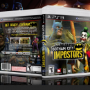 Gotham City: Impostors Box Art Cover