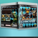 Ratchet & Clank Future: A Crack in Time Box Art Cover